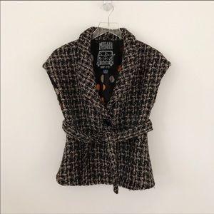 Anthropologie | Millard Fillmore Knit Vest